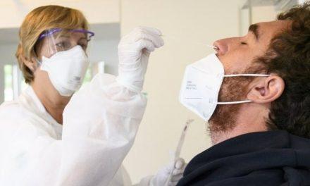 Más de 10 mil caso nuevos en Colombia por coronavirus