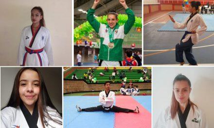 Taekwondistas de Chía Compiten en Campeonato Departamental