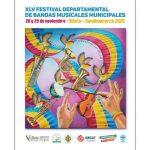 XLV Festival Departamental de Bandas Musicales Municipales de Cundinamarca 2020 será virtual