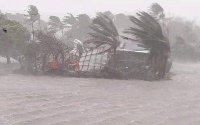 No hay noticias claras de lo que pasa en la isla de Providencia