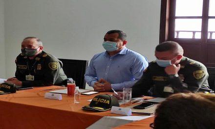 Gobernación articula esfuerzos para solucionar el hacinamiento en las Estaciones de Policía