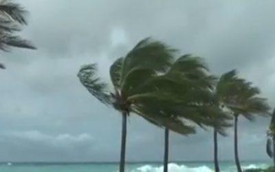 Dos nuevas ondas tropicales que golpearían de nuevo a Colombia