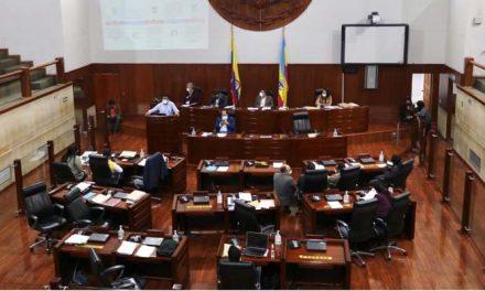 Aprobado presupuesto para 2021 de Cundinamarca