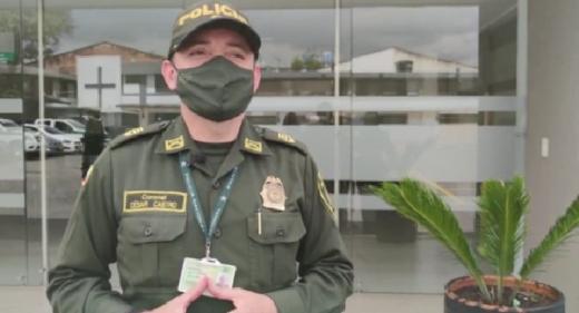 Video: Recomendaciones del Comandante de policía del departamento de Cundinamarca para este sábado 21 de noviembre, acerca del día sin IVA