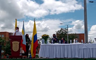 Video: ALCALDE Luis Carlos Segura Rubiano entrega Parque Saldarriaga Concha