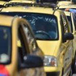 Paro nacional de taxistas este 24 y 25 de noviembre