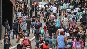 Siguen aumentando los contagios en Colombia