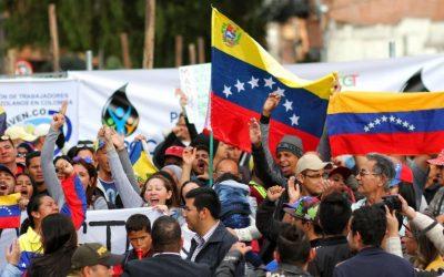 Más de un millón setecientos mil venezolanos hay en Colombia