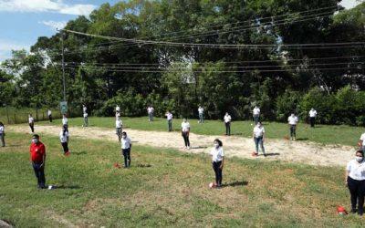 3.000 jóvenes participaron virtualmente en el XXIX Campamento Juvenil Nacional en Ricaurte