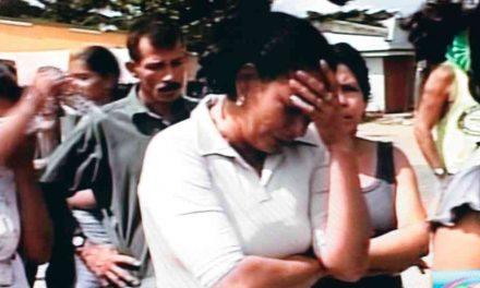 No paran las masacres en Colombia, esta vez cinco integrantes de una familia en Bolívar, entre ellas una bebé de dos años