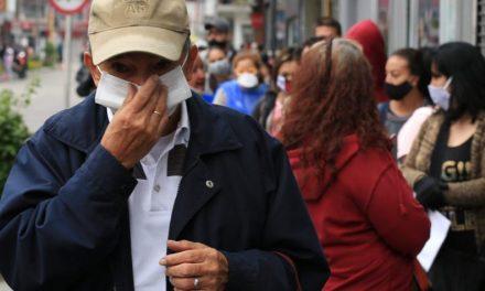 Colombia supera las 39 mil muertes por covid-19