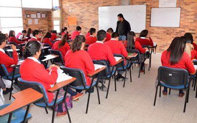 Cupos para los colegios de Chía, elija el más cercano