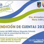 Rendición de cuentas desde el Instituto Municipal de Recreación y Deportes