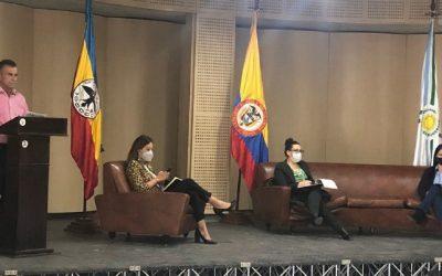 En Guatavita se realizó encuentro de Consejos de Cultura para recibir aportes para la Región Metropolitana