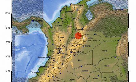 ¡Atención! Fuerte temblor se sintió en gran parte del país