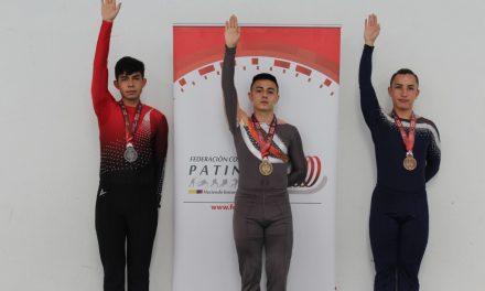 Chía, logró 9 medallas en Campeonato Nacional Interclubes de Patinaje Artístico
