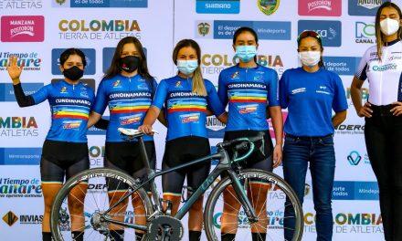 Chía presente en la Vuelta del Porvenir y el Tour Femenino