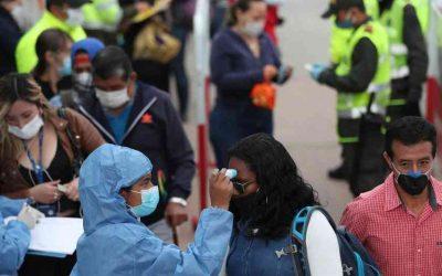 Cuarentena estricta este fin de semana en Bogotá