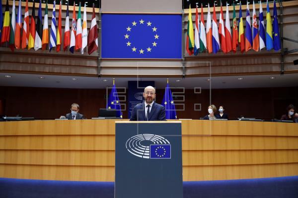 La UE confía en una transición pacífica en EE.UU. para reiniciar su relación