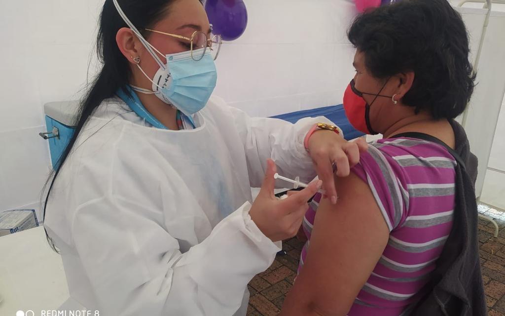 Cundinamarca ya lleva una semana de vacunación contra el Covid-19