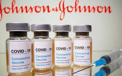 Vacuna contra COVID de Johnson & Johnson es eficaz con una dosis, dice Estados Unidos