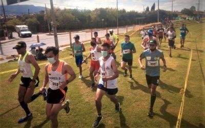 Chía realizó Campeonato Municipal de Cross Country