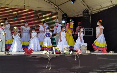 Los niños, actores fundamentales para promover la cultura en Chía