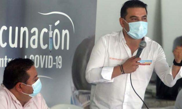 Llamado a las autoridades municipales a respetar la priorización en la vacunación contra Covid 19