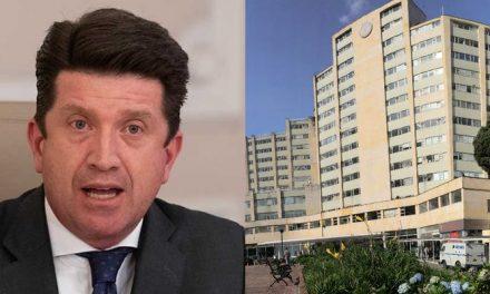 Nacer en el Hospital Militar: ¿una razón para nombrar a Diego Molano como MinDefensa?