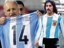 Leopoldo Luque; Argentina llora la partida de otro campeón del mundo en 1978