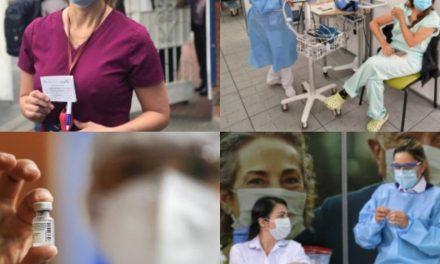 Más de 60 denuncias por irregularidades en vacunación como jeringas vacías y colados