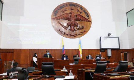 Asamblea de Cundinamarca analiza acciones para mitigar efectos del cambio climático