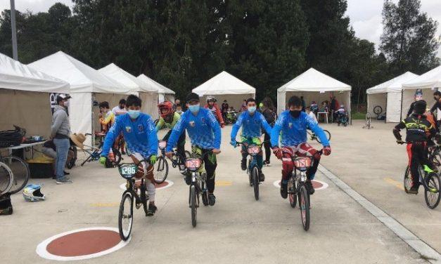 BMX del IMRD Chía, volvió a la competencia