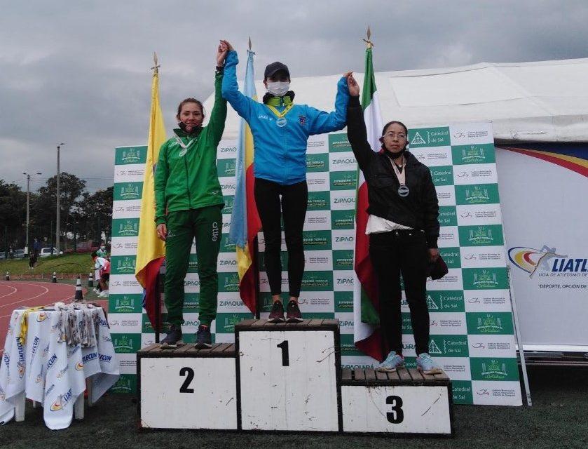 Chía campeón departamental de atletismo