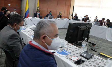 Gobernador, alcaldesa y representantes de Cundinamarca y Bogotá aportan a propuesta de reglamentación de la Región Metropolitana