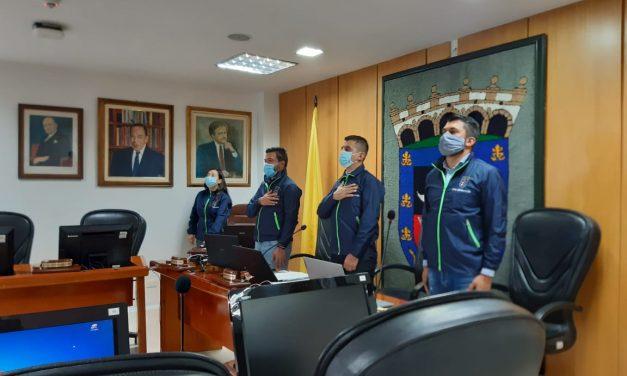 Comienza primer periodo de sesiones ordinarias en el Concejo municipal de Chía