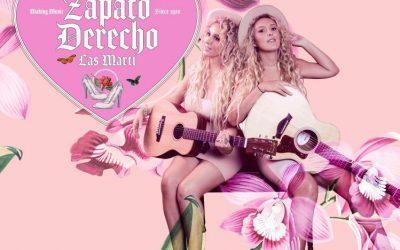 """Las Martí estrenan su nuevo sencillo """"Zapato derecho"""""""