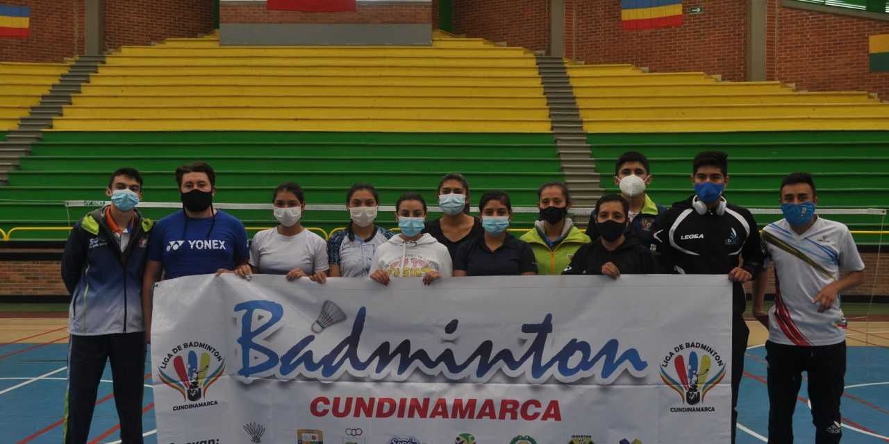 Chía realizó selectivo de la Liga de Bádminton de Cundinamarca