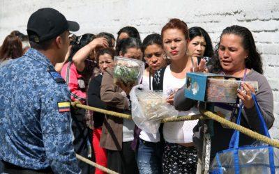 Vuelven las visitas presenciales a las cárceles del país