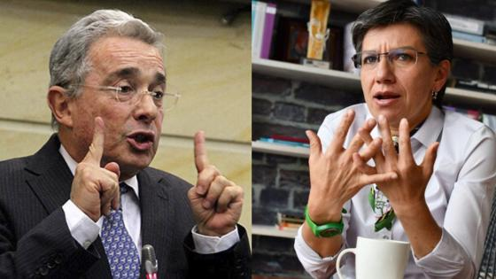 Claudia López será investigada  por trino contra Álvaro Uribe