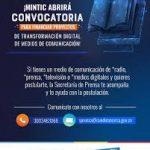 Medios de comunicación cundinamarqueses a participar en convocatoria MinTic