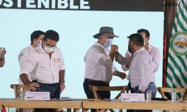 El Gobernador de Cundinamarca, es nuevo presidente de la Federación Nacional de Departamentos