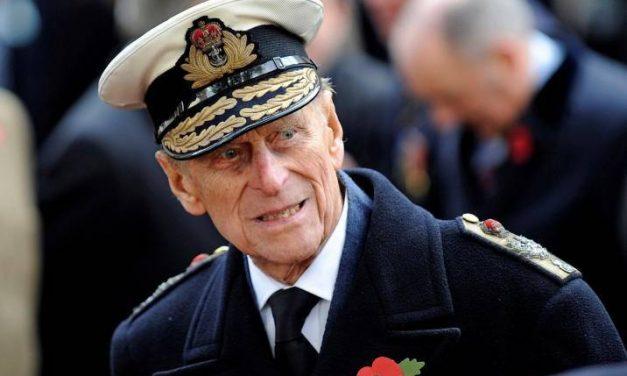 Muere a los 99 años el príncipe Felipe, duque de Edimburgo y esposo de la reina Isabel II