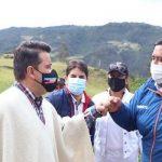 $40 mil millones destinados para 800 proyectos que serán ejecutados por los comunales de Cundinamarca