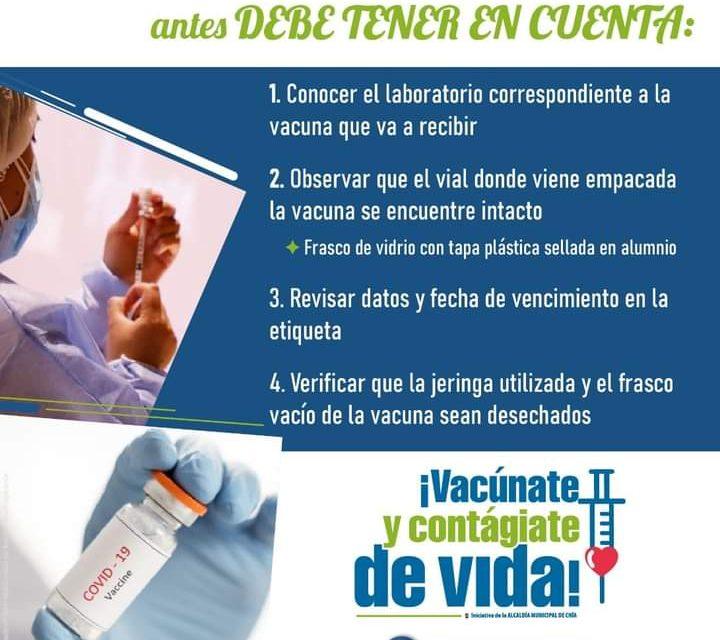 Llegó el momento de la vacuna